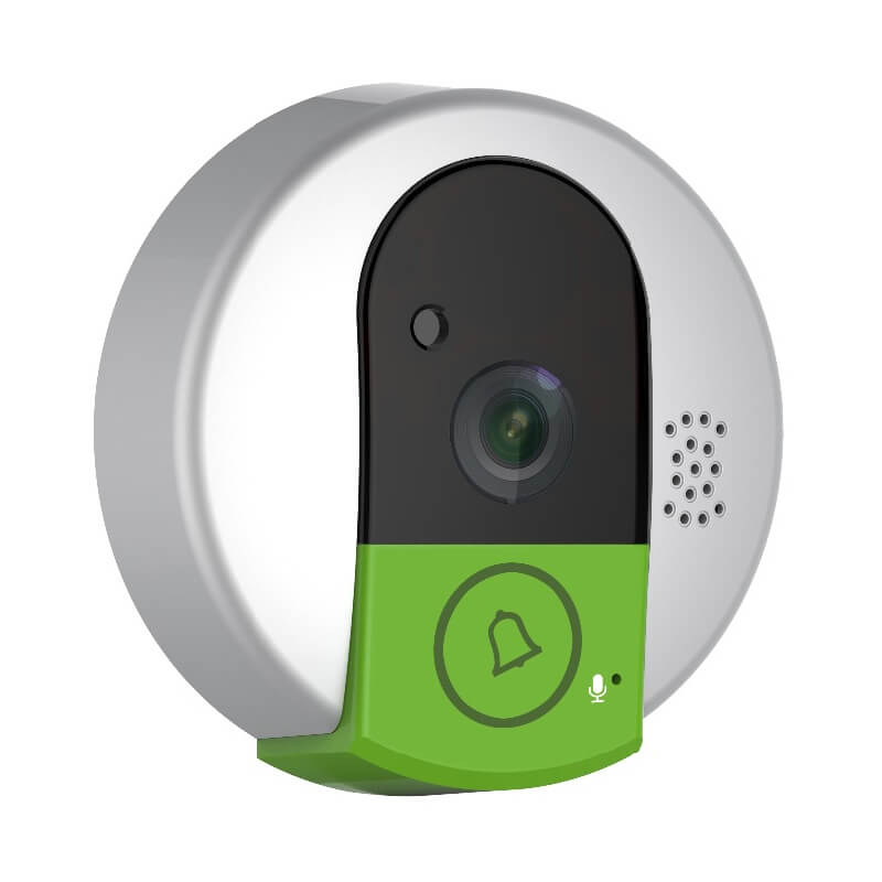 c95 ip wireless doorbell hd doorcam camera nirapadshop. Black Bedroom Furniture Sets. Home Design Ideas